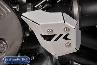EVO-R Throttle cover – silver