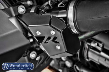 Throttle sensor cover – black