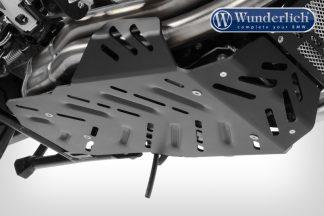 Engine protection plate Dakar – black