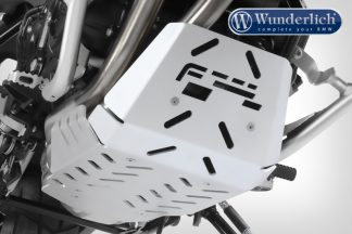 Engine protection Wunderlich Extreme – silver