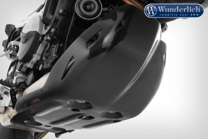Wunderlich EXTREME+ engine protection for F 750/850 GS – without original motor protection plate – black