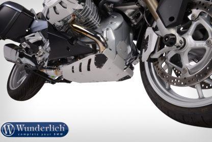 Engine protection plates Dakar