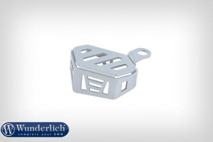 Clutch reservoir protector  silver