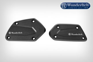 Clutch and brake reservoir cover set – black
