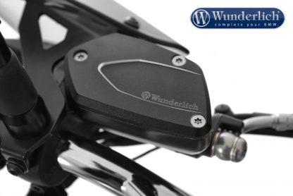 Clutch and brake reservoir cover set – black