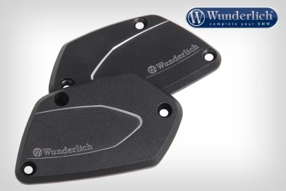 Clutch and brake reservoir cover set – titanium