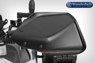 Wunderlich Hand guard CLEAR PROTECT – Black