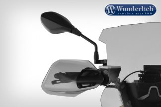 Wunderlich Hand guards – smoked grey
