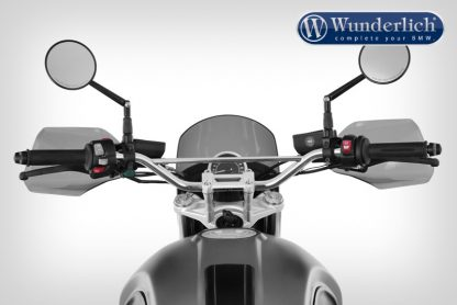 Hand guard Clear Protect – smoked grey