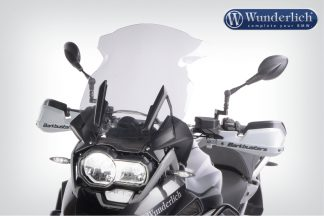 Handguards Barkbusters  silver