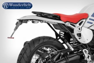 Wunderlich Enduro rear conversion with rear light – light-white