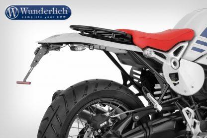 Wunderlich Enduro rear conversion with rear light – light-white