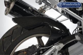 Rear wheel hugger (without ESA) – carbon
