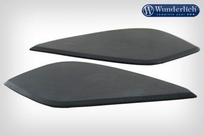 Wunderlich Tank pad set 2 pieces – large – black