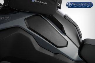 Wunderlich tank protection pad 3-piece – black