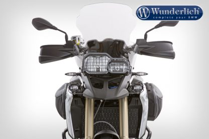 Wunderlich LED additional headlight MicroFlooter – black