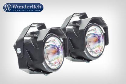 Wunderlich LED additional head light ATON – black