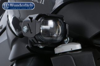 Wunderlich MicroFlooter LED auxiliary headlight R 1200 R LC – black