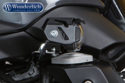 Wunderlich MicroFlooter LED auxiliary headlight R 1200 R LC – silver