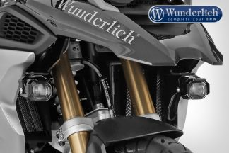 Wunderlich MicroFlooter LED auxiliary headlight  black