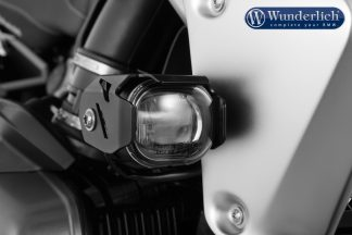 Wunderlich MICROFLOOTER LED auxiliary headlight – black