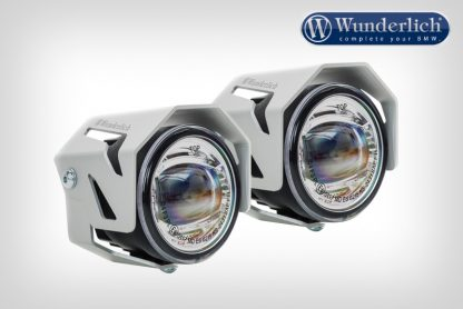 Wunderlich LED additional head light ATON – SILVER