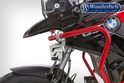 Wunderlich LED additional head light ATON  silver