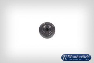 Rear engine mounting cap – titanium