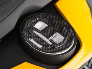 Wunderlich Filler cap cover carbon look