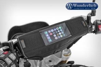 Wunderlich Handlebar bag BarBag MEDIA- LARGE