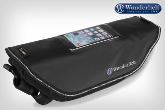 Wunderlich handlebar bag BARBAG MEDIA water-proof – L – black