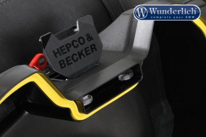 Hepco&Becker Orbit side case – black