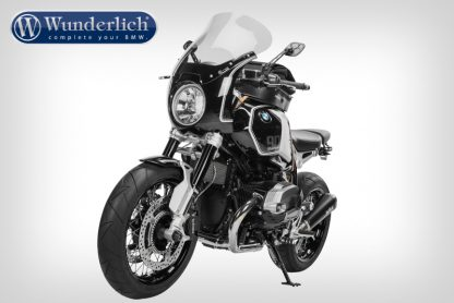 Screen Touring-Sport for fairings Trophy and Daytona high – smoked grey