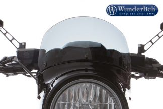 Wunderlich VINTAGE windshield for VINTAGE TT light screen – clear