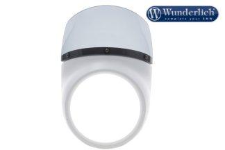 Wunderlich VINTAGE TT windshield for VINTAGE light screen – unpainted