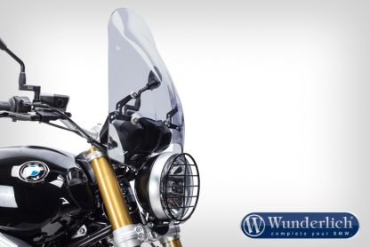 Wunderlich touring screen 70th-ROADSTER – clear