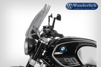 Wunderlich touring screen 70th-ROADSTER – smoked grey
