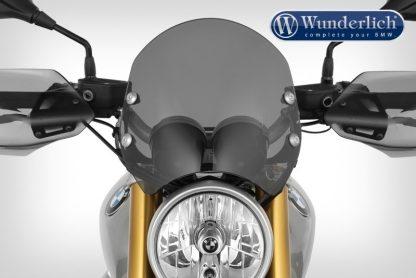 Short windscreen R nineT – gray