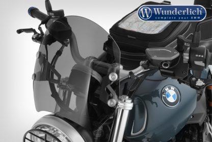 Wunderlich Short windscreen Speed R nineT – gray