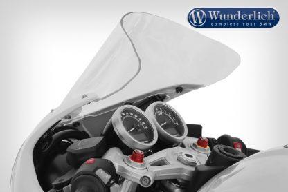 Wunderlich TT windshield – clear