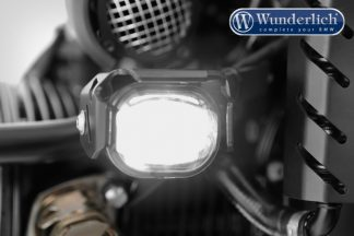 "Wunderlich ""MicroFlooter"" LED auxiliary headlight – black"