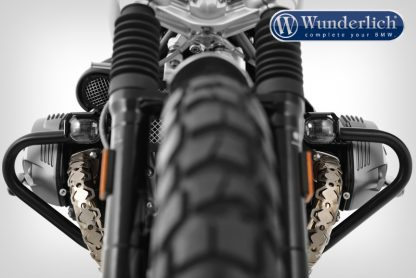 """Wunderlich """"MicroFlooter"""" LED auxiliary headlight – black"""