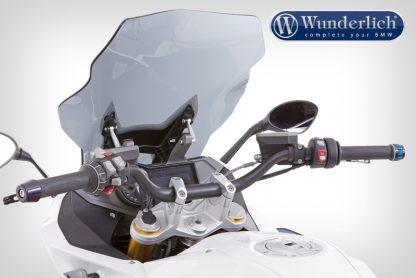 Handlebar conversion R1200 RS LC – silver