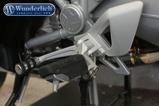 ERGO footrest lowering Rider – silver