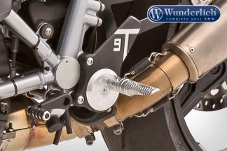 Wunderlich 9T-Vario footrest system  black