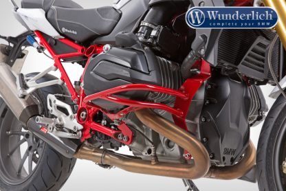 Wunderlich engine protection bar – red