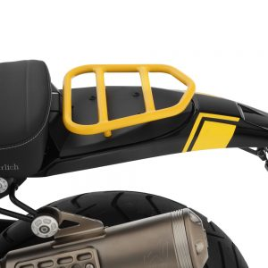 """Wunderlich pillion luggage rack """"Rallye"""" – with passenger frame – yellow   Edition 40 Years GS"""