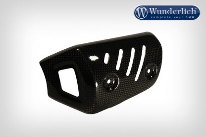 Exhaust heat protection – carbon