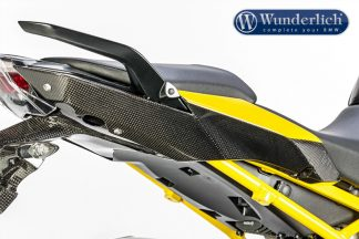 Side cover on seat R 1200 R / RS LC right- carbon