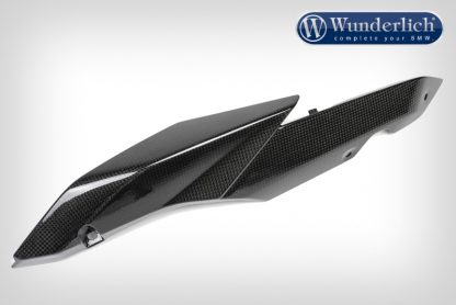 Side cover on seat R 1200 R / RS LC left – carbon
